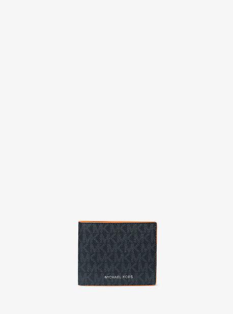 Cooper Logo Slim Billfold Wallet