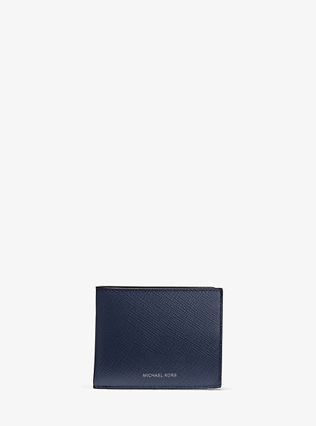 Crossgrain Leather Billfold Wallet