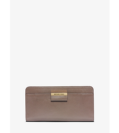 Lexi Leather Continental Wallet