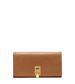 Miranda Leather Continental Wallet