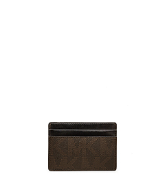 Jet Set Men's Logo Card Case