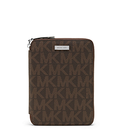 Jet Set Men's Logo Mini Tablet Case