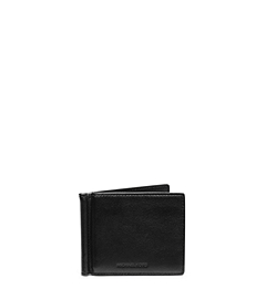 Jet Set Men's Money Clip Wallet