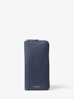 마이클 코어스 해리슨 장지갑 Michael Kors Harrison Leather Zip-Around Wallet