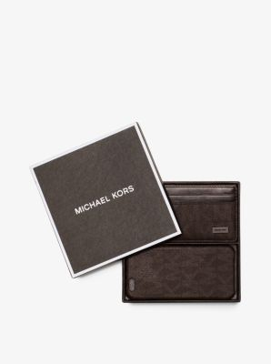 Phone Cover and Card Case Set by Michael Kors