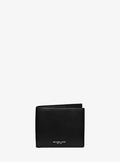 Brieftasche Bryant aus Leder by Michael Kors