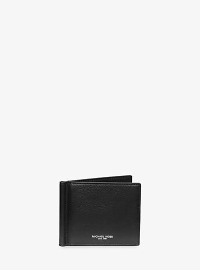 Brieftasche Bryant aus Leder mit Geldklammer by Michael Kors