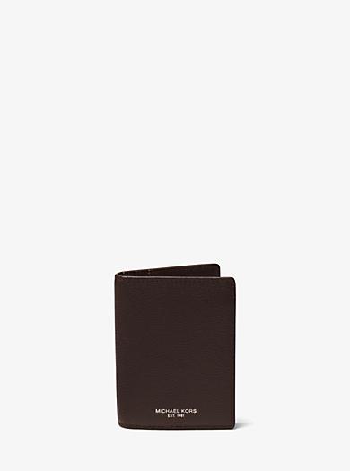 Brieftasche Bryant aus Leder in L-Form by Michael Kors