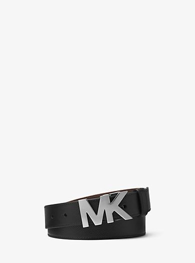 Four-In-One Leather Belt Box Set  by Michael Kors