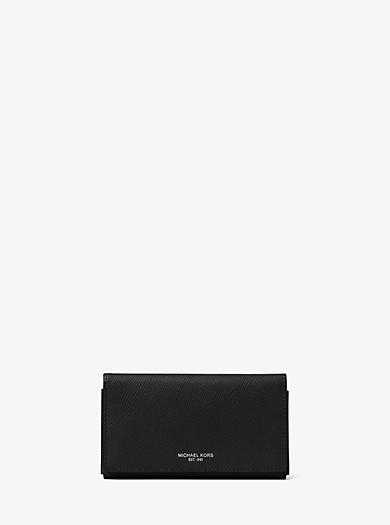 Portafoglio in pelle per smartphone by Michael Kors