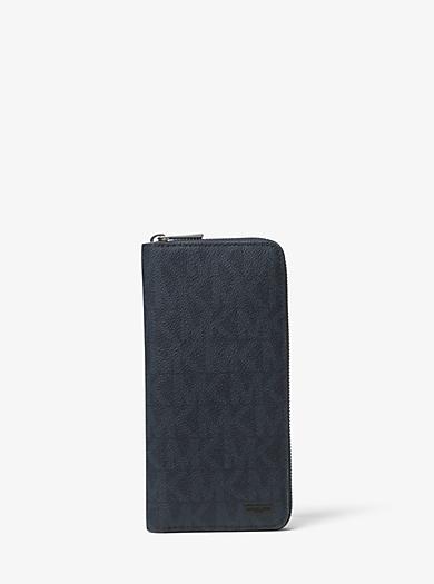 Brieftasche Jet Set mit Rundum-Reißverschluss by Michael Kors