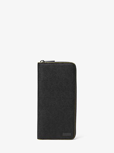 Portafoglio zip-around Jet Set porta smartphone by Michael Kors