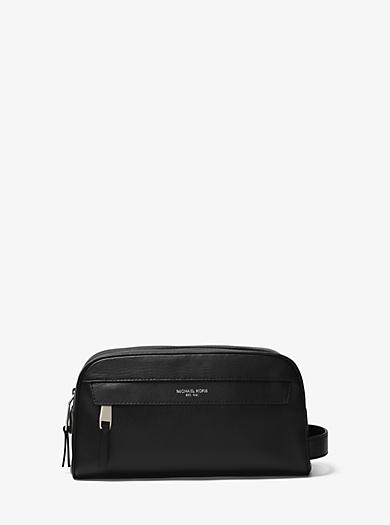 Owen Leather Travel Case         by Michael Kors