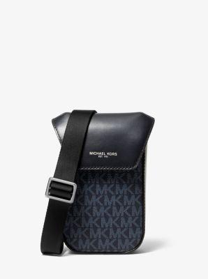 마이클 코어스 맨 크로스바디백 Michael Kors Greyson Logo Smartphone Crossbody Bag