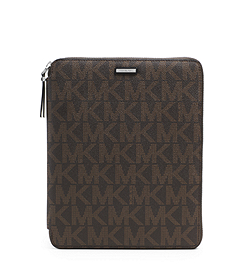 Jet Set Signature PVC Mini Tablet Case