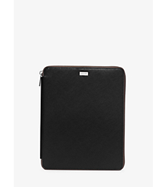 Saffiano Leather Tablet Case for iPad by Michael Kors
