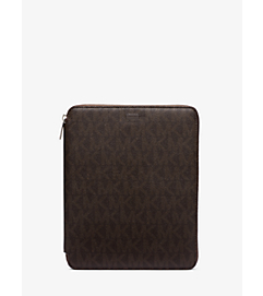 Logo Tablet Case for iPad by Michael Kors