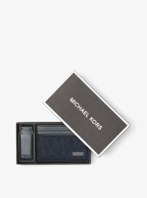 Money-Clip Card Case by Michael Kors