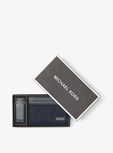 Money-Clip Card Case  by Michael Kors