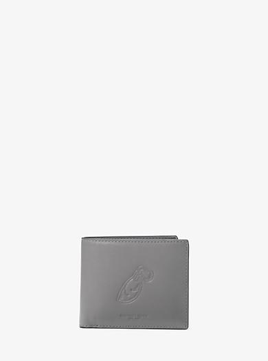 Brieftasche Las Vegas aus geprägtem Leder by Michael Kors