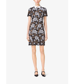 Reembroidered Guipure Dress by Michael Kors