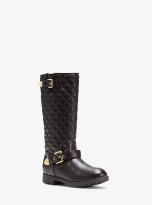 Girl's Dhalia Quilted Boot, Big Kid by Michael Kors