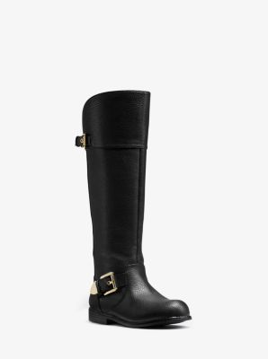 Girl's Emma Riding Boot, Toddler by Michael Kors
