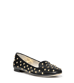 Ailee Studded Leather Loafer