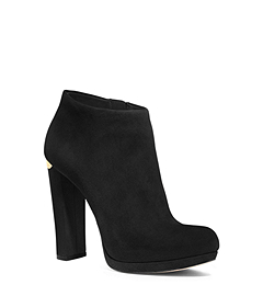 Haven Suede Ankle Boot