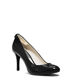 Flex Patent-Leather Pump