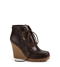 Rory Distressed Leather Ankle Boot