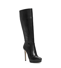 Ailee Leather Tall Boot