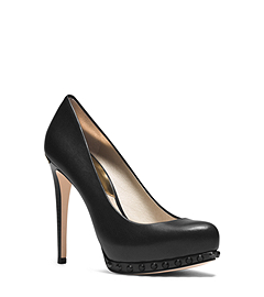 Ailee Calf Leather Pump