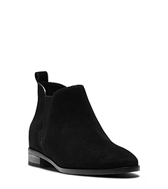 Brandy Suede Ankle Boot