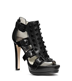 Bryn Studded Leather Sandal