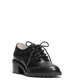 Edison Leather Lace-Up