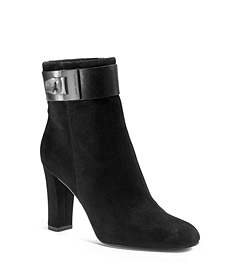 Guiliana Suede Ankle Boot