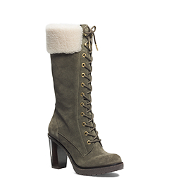 Kim Suede Boot
