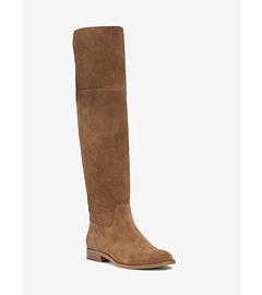 Regina Suede Over-The-Knee Boot