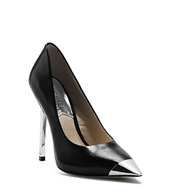 Zady Leather Pump