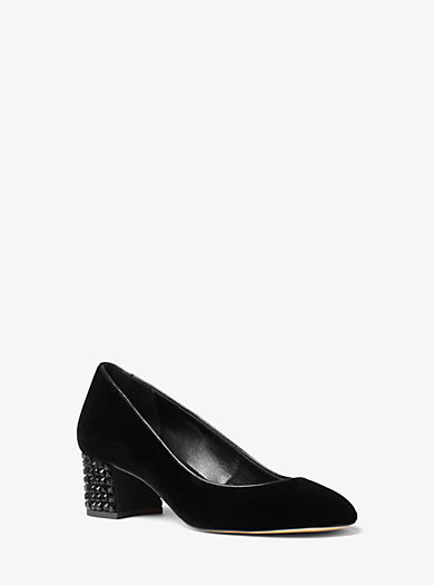 Arabella Velvet Pump by Michael Kors