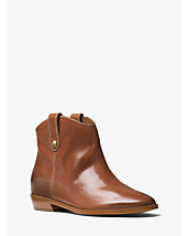 Ashton Leather Ankle Boot