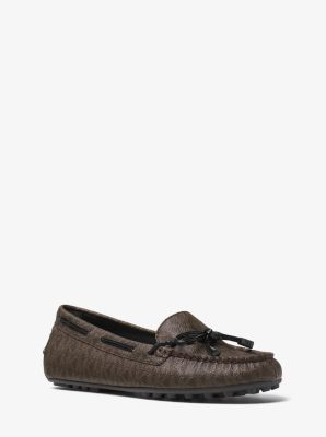 Daisy Logo Moccasin  by Michael Kors