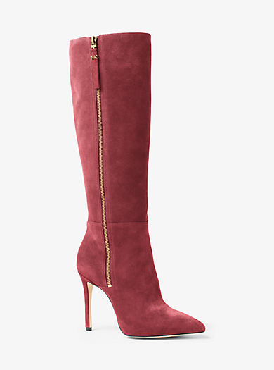 Dawson Suede Boot  by Michael Kors