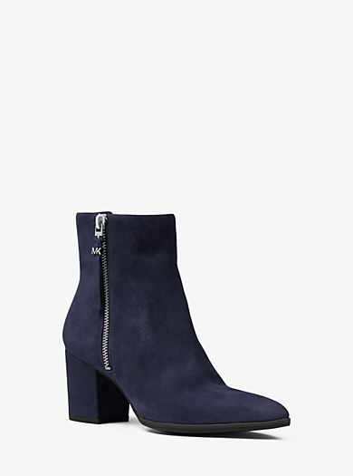 Dawson Suede Ankle Boot by Michael Kors