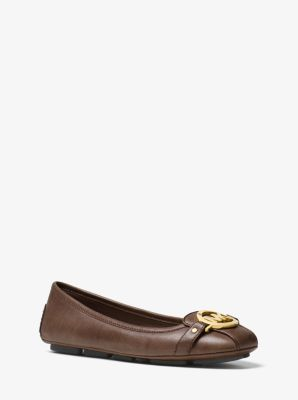 Fulton Leather Moccasin  by Michael Kors