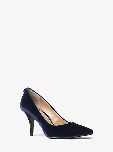 Flex Velvet Pump by Michael Kors
