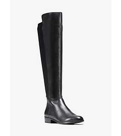 Bromley Leather Over-The-Knee Boot