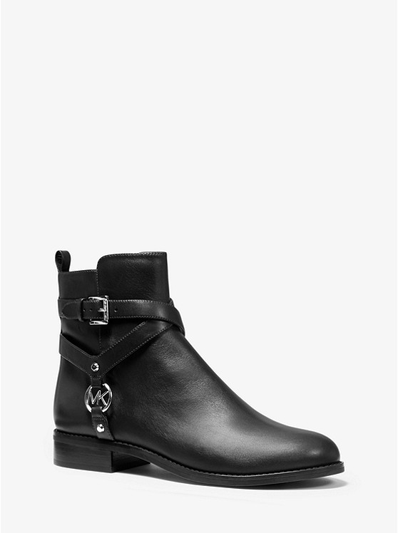 Preston Leather Ankle Boot | Michael Kors