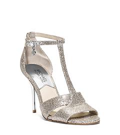 Diana Open-Toe Leather Sandal